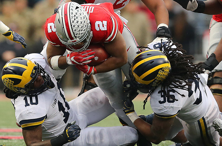 Ohio State vs Michigan college football betting picks and predictions: Buckeyes' balance too much for Wolverines