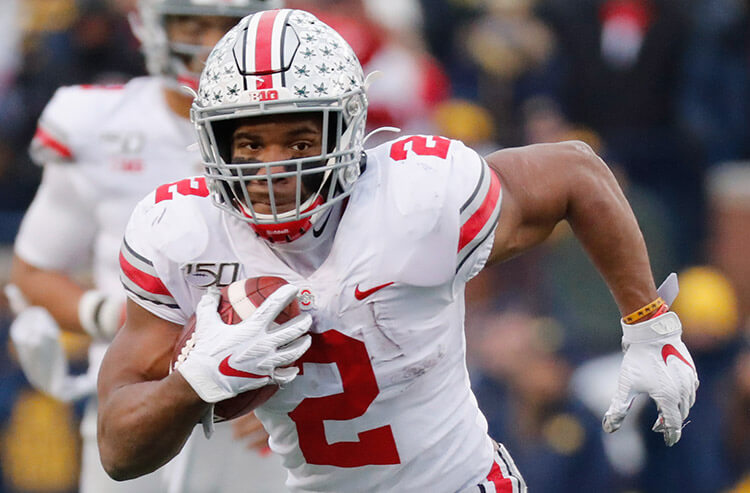 College football Week 15 opening odds and early action: Bettors pound Ohio State for clash vs Wisconsin
