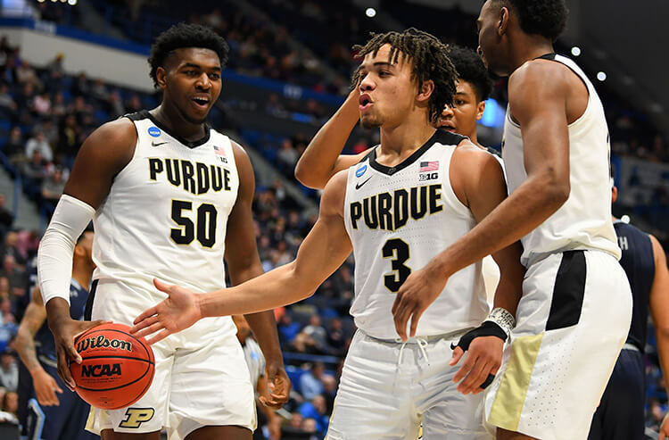 Betting the Big Ten and fading the public are the profitable plays against the March Madness odds