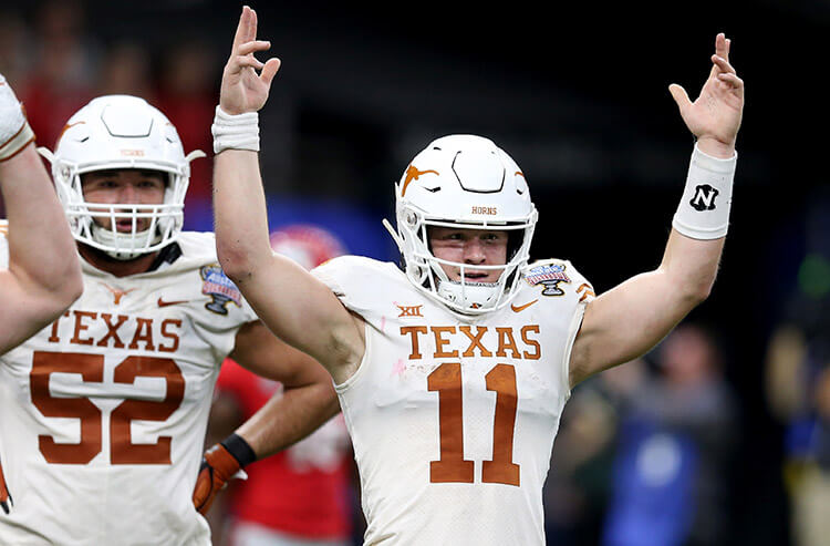 Sharp bettors hit early odds for college football Games of the Year at the Golden Nugget