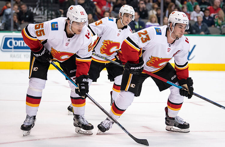Calgary Flames hot on Tampa Bay's heels for Stanley Cup odds
