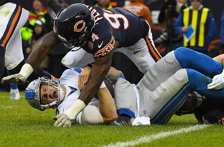 Bears vs lions betting picks best ncaa football games to bet on this week