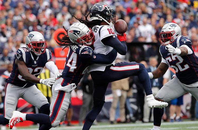 Patriots vs Texans NFL betting picks and predictions: Can Watson solve Pats defensive puzzle?