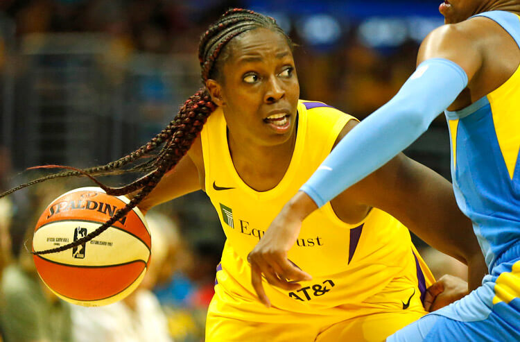 WNBA Lady Luck: September 5 free picks, predictions and
