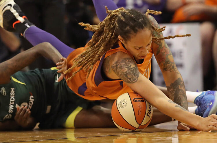WNBA Lady Luck: September 6 free picks, predictions and