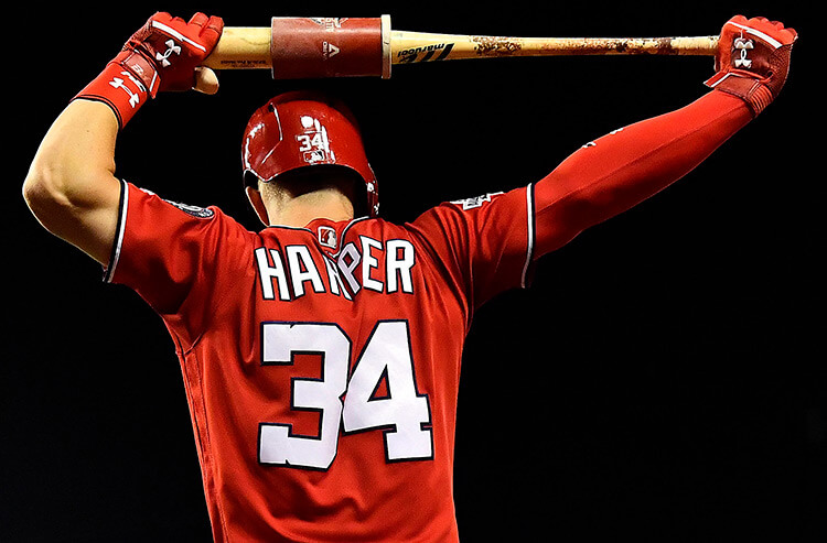 Phillies sign Bryce Harper and MLB betting odds explode