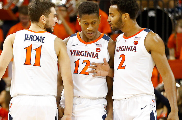 best website d9afa 3e518 Points at a premium in Virginia, and this week s NCAA basketball odds and  analysis