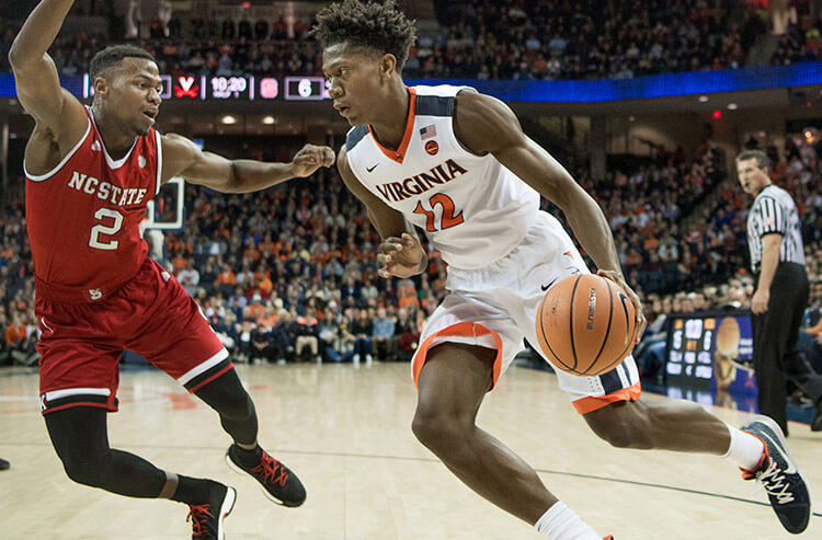 Wolfpack woeful vs Cavs, and this week's NCAA basketball odds and
