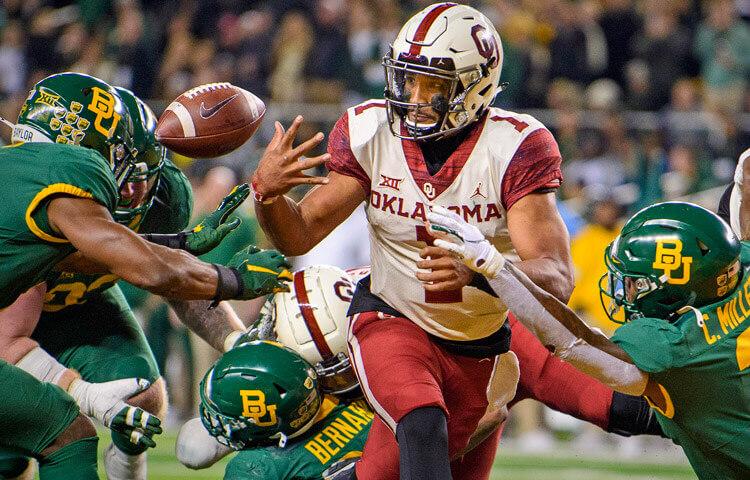 Baylor vs Oklahoma college football picks and Big 12 Championship predictions: Bears battle shaky Sooners