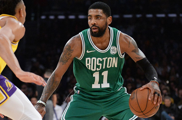Kyrie the catalyst for this prop and today's NBA odds and best bets