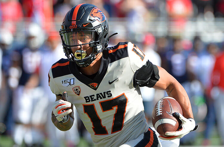 Washington vs Oregon State college football betting picks and predictions: Ball security gives Beavers hope