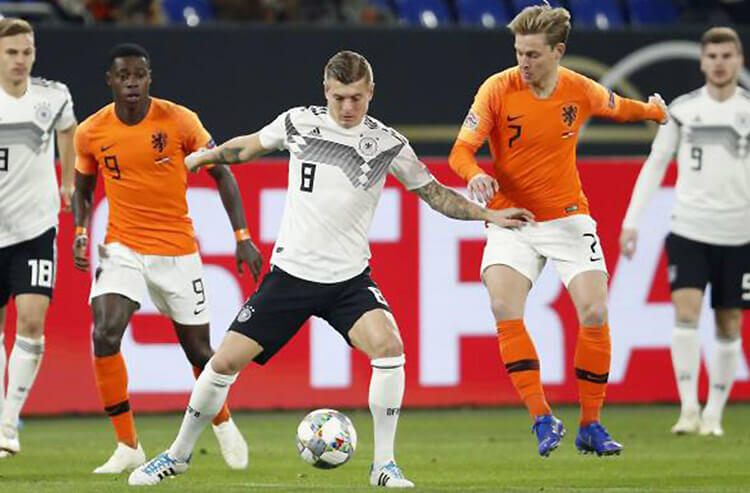 New-look Germany need upset and this weekend's soccer odds & best bets