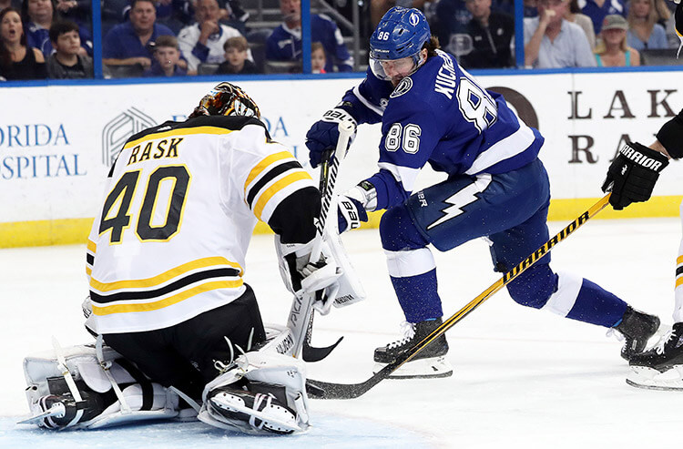 Bruins vs Lightning NHL betting picks and predictions: Boston's Rask up to task