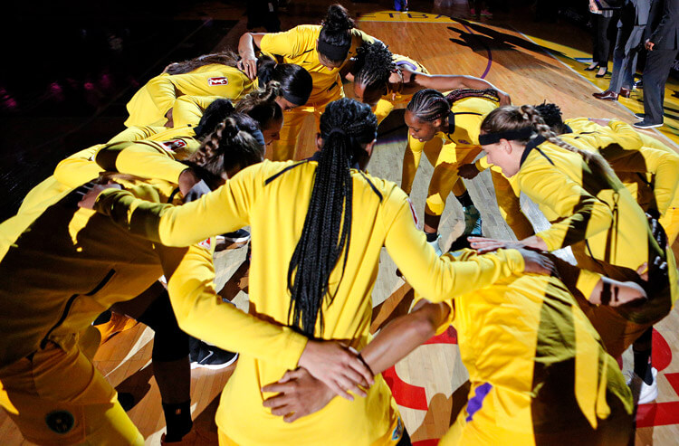 WNBA Lady Luck: August 22 free picks, predictions and