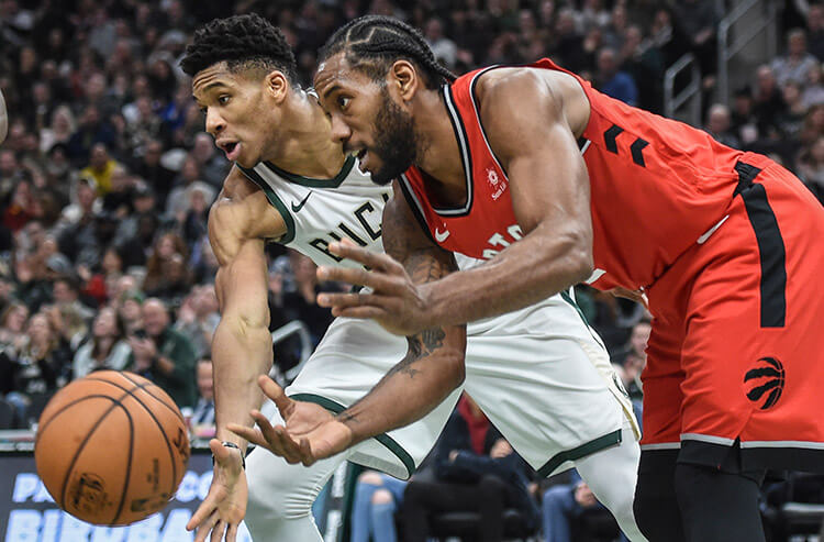 NBA Eastern Conference Finals: Raptors vs Bucks series preview, odds and best bets