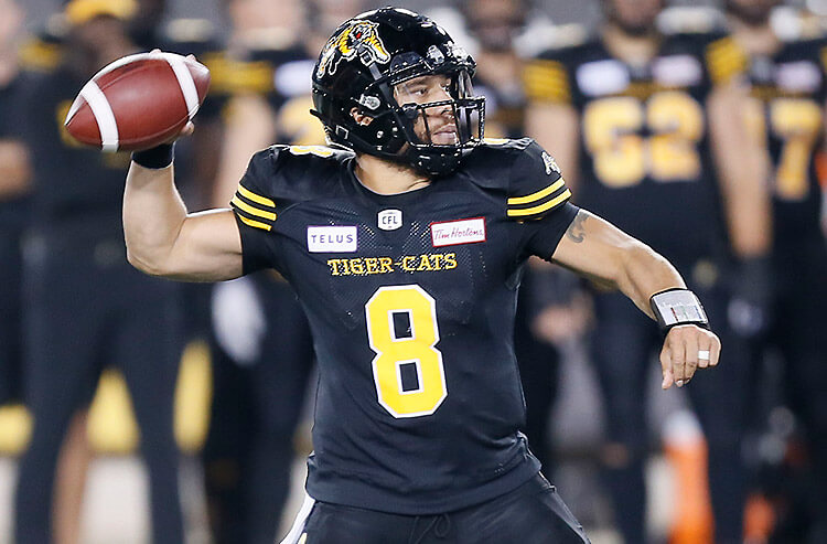 CFL Week 5 preview, odds, picks and predictions: Tiger-Cats offense to shred Stamps