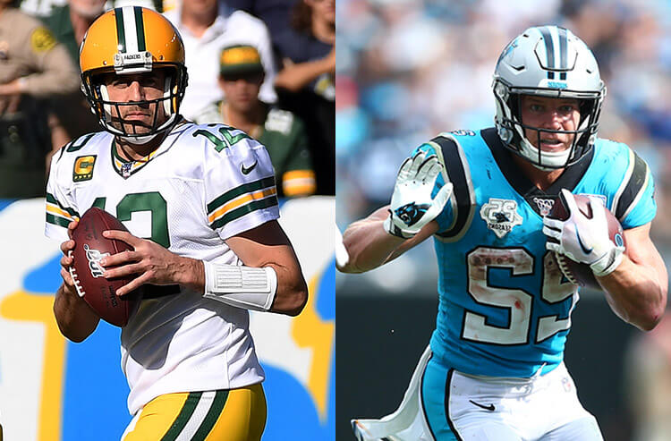 Panthers and Packers set for shootout and the NFL best bets you need to make in Week 10