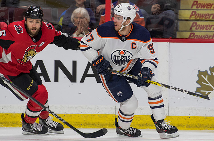 The Oilers feast on the East, and the NHL best bets you need to make this week