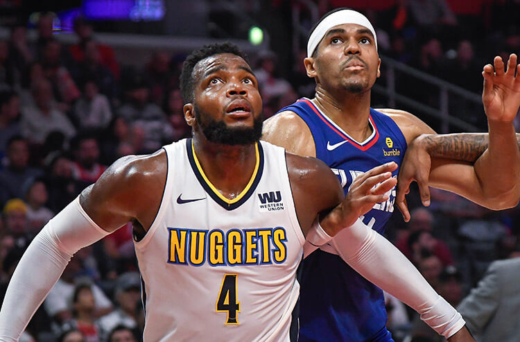 Can Nuggets cover as home faves and today's NBA odds and analysis