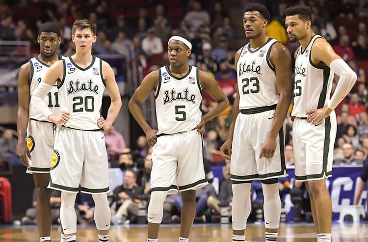 Michigan State vs Kentucky NCAA basketball betting picks and predictions: Experience gives MSU edge
