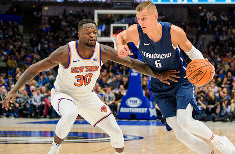 Bank on fast start for Porzingis and Mavericks in return to NY, and the NBA bets you need to make this Thursday