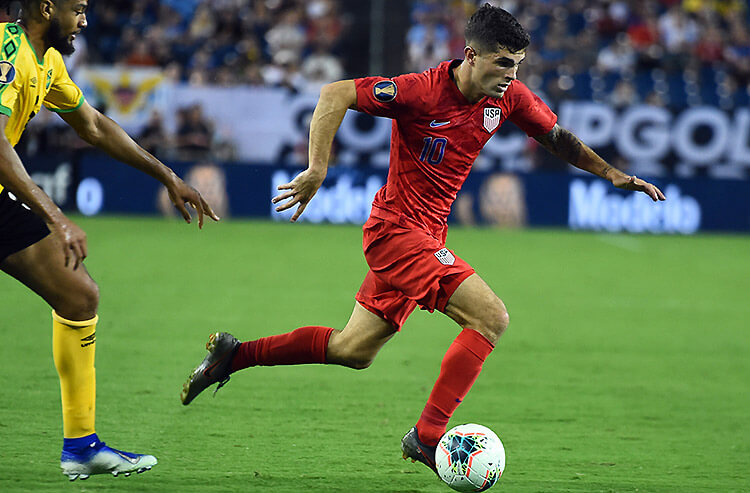 Soccer odds, free picks, and betting predictions: USA has