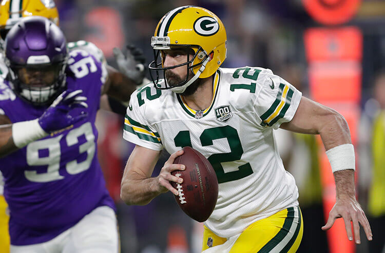 Packers Vs Vikings Nfl Betting Picks And Predictions Green Bay A Tempting Underdog On Monday Night Football