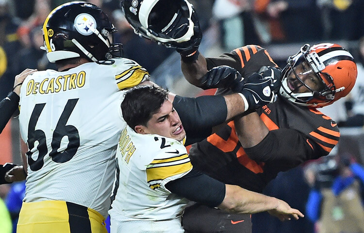 Best Spot Bets For The Nfl Week 12 Odds Browns Steelers