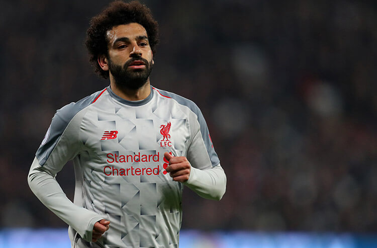 Languishing Liverpool highlights this weekend's soccer odds and analysis