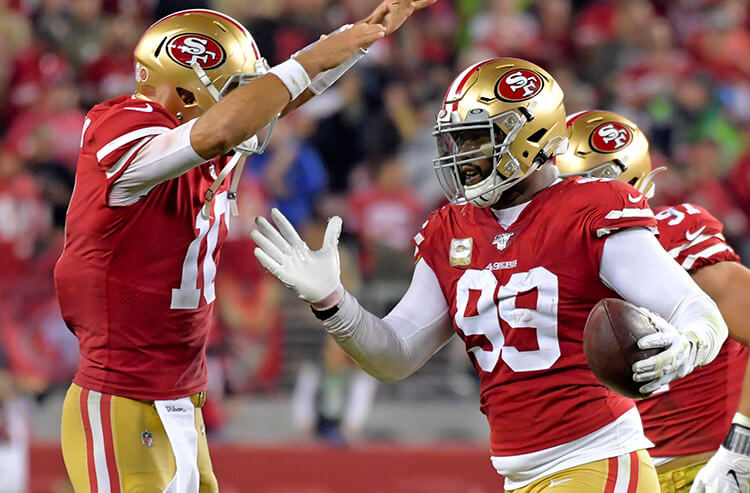 NFL Week 14 opening odds and early action: 49ers draw support vs Saints