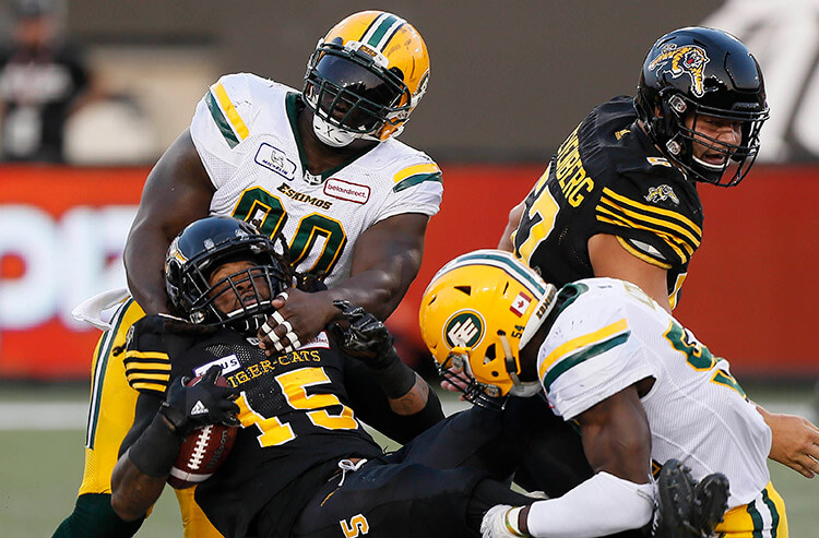CFL Week 8 preview, odds, picks & predictions: Eskimos pass rush to pressure Stampeders