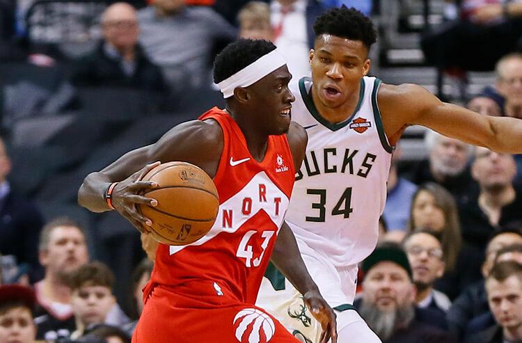 Bucks at Raptors NBA betting picks and predictions: Raptors
