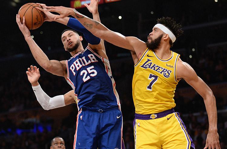Lakers vs 76ers NBA betting picks & predictions: Can Los ...