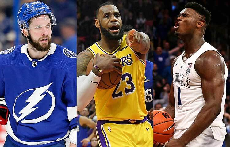 How To Bet - How NBA, NHL and NCAA hoops betting can bust the post-football blues