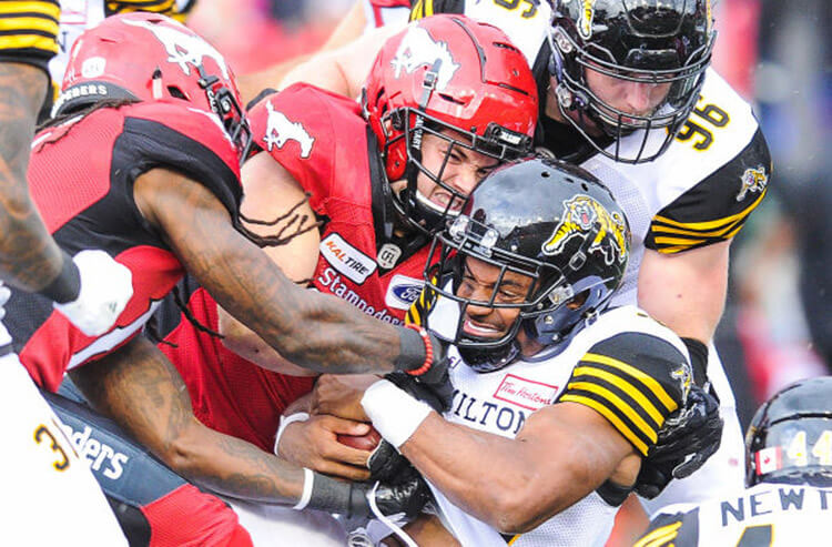 CFL Week 14 preview, odds, picks & predictions: First-half