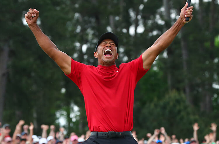 Who wants to be a millionaire? A Tiger Woods Masters bettor, that's who