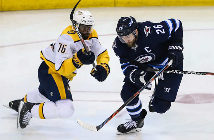 Predators vs Jets NHL betting picks and predictions: Winnipeg to draw first blood