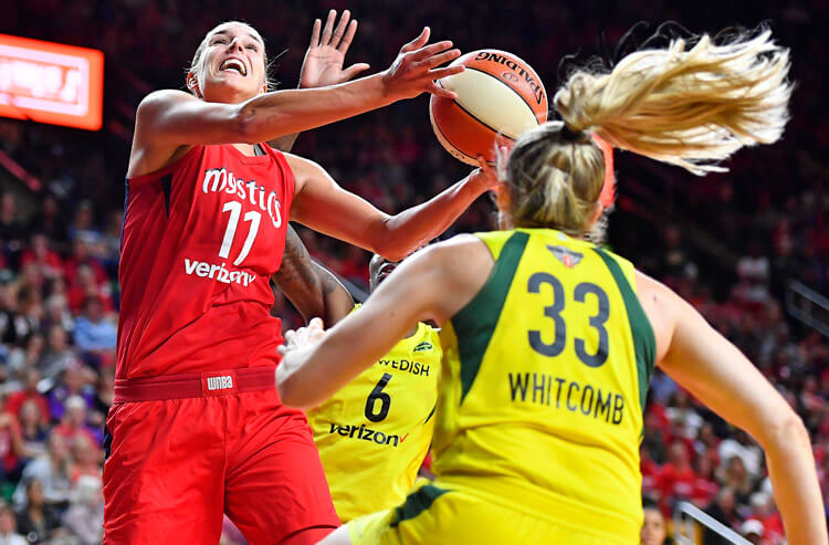 How To Bet - WNBA odds are back! Top tips and best bets for the 2019 WNBA season