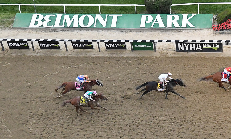 Belmont Stakes betting: Popular picks and odds moves
