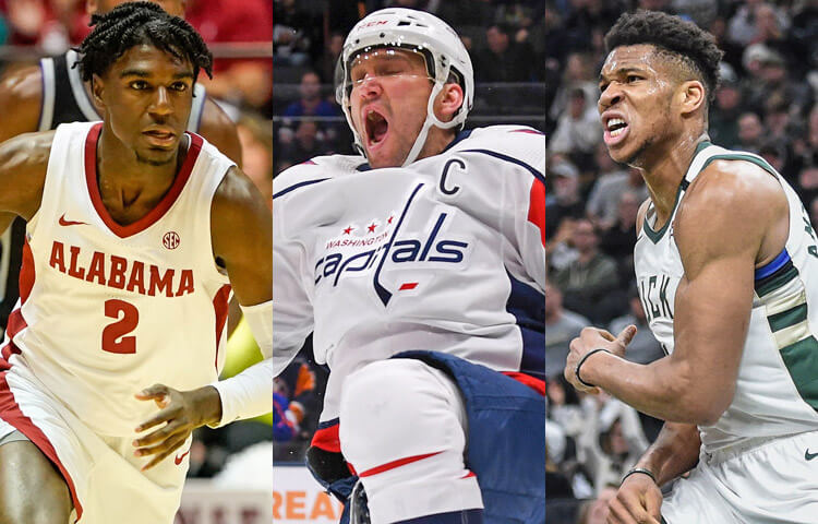 How To Bet - Beat the post-football betting blues with odds on NBA, NHL and NCAA basketball