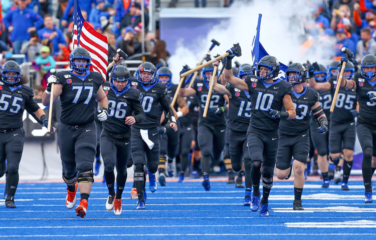 Betting Mountain West college football win total odds: Bank on Boise State to be great
