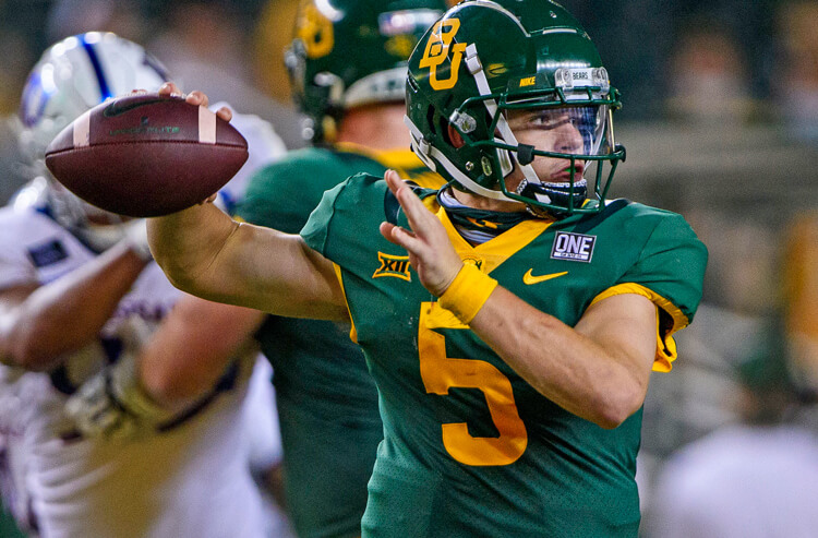 West virginia baylor betting line canadian online sports betting