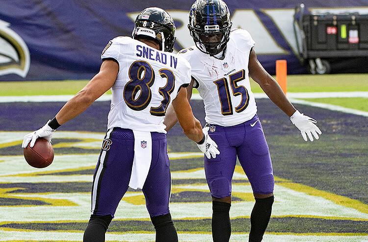covers.com - Josh Inglis - Ravens vs Texans Week 2 picks and predictions