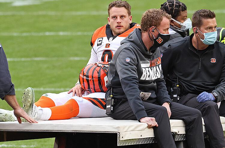 Cincinnati Bengals Joe Burrow NFL