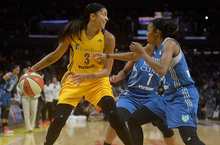 Tips for betting on WNBA odds
