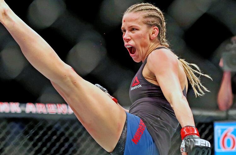 UFC 255: Chookagian vs Calvillo Picks and Predictions