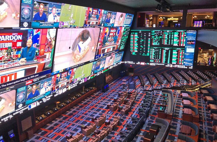 How To Bet - Circa Sports plants its flagship on Vegas sportsbook scene