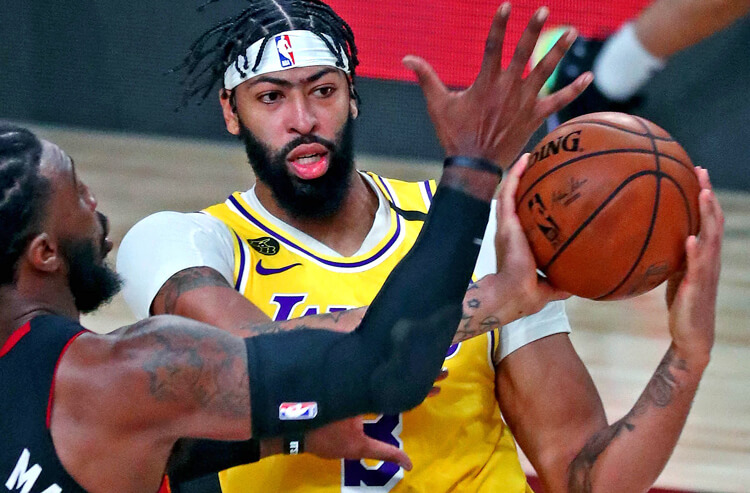 Nba Finals Picks And Predictions Heat Vs Lakers Game 2