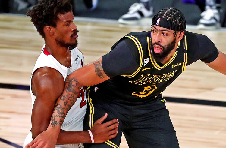 Nba Finals Picks And Predictions Lakers Vs Heat Game 3