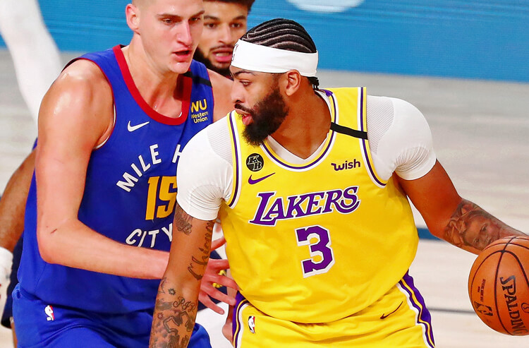 covers.com - Covers Staff - Nuggets vs Lakers picks and predictions for September 20